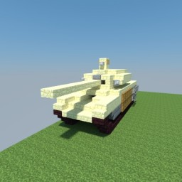 T14 armata Minecraft Map & Project