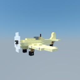 Fiat G.55 Minecraft Map & Project