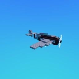 Focke-Wulf Fw 190 Minecraft Map & Project