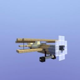 Albatros D.V Minecraft Map & Project