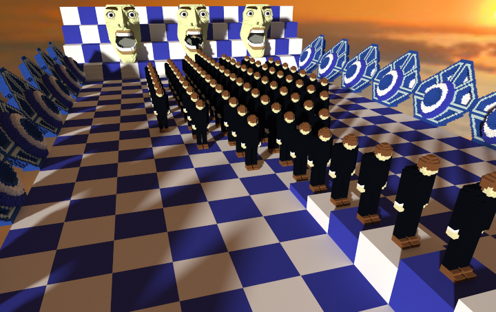 The March of the Avatars