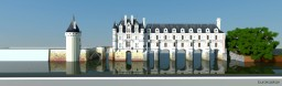 Chateau de Chenonceau Minecraft Map & Project