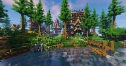 Medieval Lobby / Spawn - @FreshRoboThresh Minecraft