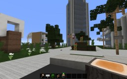 Imperial Square Minecraft Map & Project