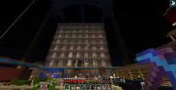 Ultimate Vanilla Autofactory Minecraft Map & Project