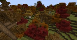 OzoCraft Biomes Minecraft Texture Pack