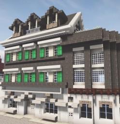 Haus Marktstraße 13,  Gummersbach, Germany Minecraft Map & Project