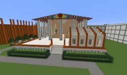 "RP Stand Alone ""Basilica Julia"" Minecraft Map & Project"