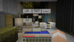 Portal 2 In Minecraft 1.12 Minecraft Map & Project