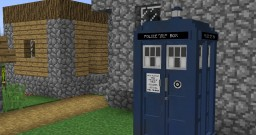 [1.13] TARDIS in Vanilla Minecraft by CommandrMoose Minecraft