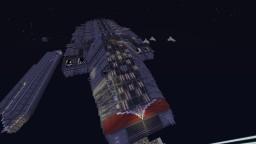 Battlestar Adama Minecraft Map & Project
