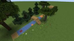 Mini Golf Tour 1.2 Minecraft Map & Project