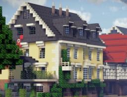 Gaststätte Alter Markt, Gummersbach, Germany Minecraft Map & Project