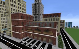 [Old] FireStation / Pompier 2 Minecraft Map & Project