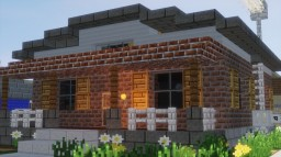 Westwood Ghetto Bungalow #7 | Greenfield Minecraft Map & Project