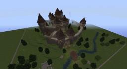 petit château de campagne Minecraft Map & Project