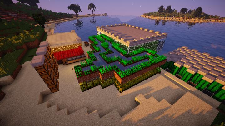 SkyeplexSurvival RPG Minecraft Server