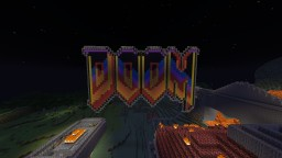 Doomcraft Adventure Map For 1.4.2 Minecraft Map & Project