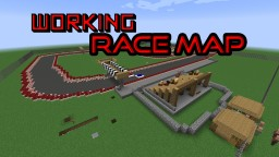 Race Map (CO-OP, custom textures!) Minecraft Map & Project