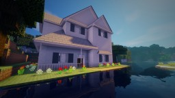 Furnished House Minecraft