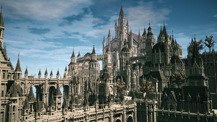 Popular Project : Dark fantasy