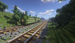 Trainyard Valvy Minecraft Map & Project
