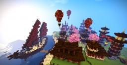 Vila Chinêsa - Feita por Diogo e João Minecraft Map & Project
