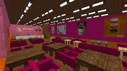 Landova (New Dunkin' Donuts Coffeehouse)  [v1.1.1] Minecraft Map & Project