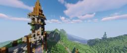 Organic Free Range Minecraft Map & Project