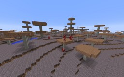 More Mushrooms, Please! Minecraft Map & Project