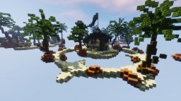 -=Oasis=- Skywars Map Minecraft Map & Project