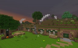 My Hobbit hole, Rise of Morgoth Minecraft Map & Project