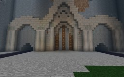 Taur-nu-Fuin, Wood-Elven Fortress Minecraft Map & Project