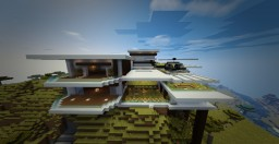 ModernHouse Downloadable for free Minecraft Map & Project