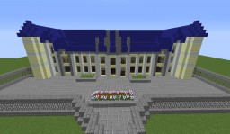PhantomHive Manor Minecraft Map & Project