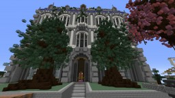 city of Drossel Minecraft Map & Project