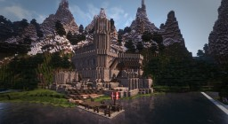 The Once Abandoned Fortress Minecraft