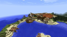 Cretzo Minecraft Map & Project