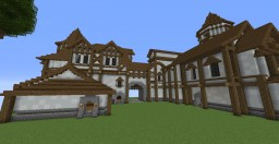 medival build for wellandel project Minecraft Map & Project