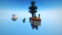 The Sky Minecraft Map & Project