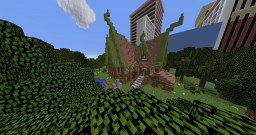 Medium Sized Fantasy House | Mini-Build | Minecraft Map & Project