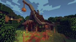 WoodCutter's Hut #6 Minecraft Map & Project