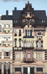 Haus Plockstraße 7, Gießen, Germany Minecraft Map & Project