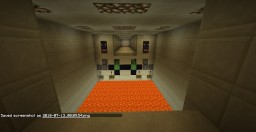 Minecraft Redstone secure base 1.12.2 Minecraft Map & Project