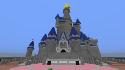 Hogwarts Castle - Disneyland - New York City - And Much More Free Download! Minecraft Map & Project