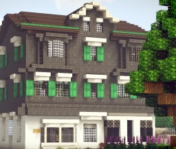 Haus Marktplatz 9, Gummersbach, Germany Minecraft Map & Project