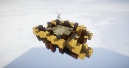 [FREE DOWNLOAD] Spawn Structure Minecraft Map & Project