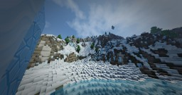 Floating Island For World Painter Minecraft Map & Project