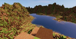 Waste Land by Legoman0416 Minecraft Map & Project