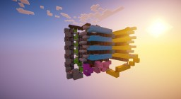 Automatic Wood Farm Minecraft Map & Project